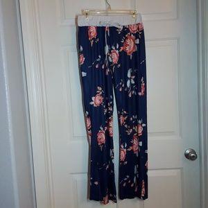 Floral Lounge pants M/L